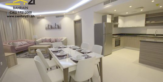 3 bedroom apartment for rent in Amwaj FR692