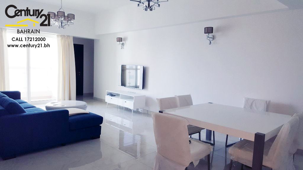 Fully furnished 2 bedroom apartment for rent in juffair FR625