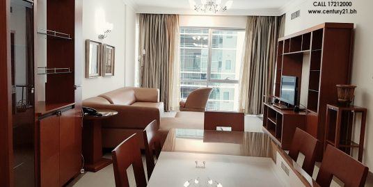 JUFFAIR : FULLY FURNISHED 2 BEDROOM APARTMENT FR619