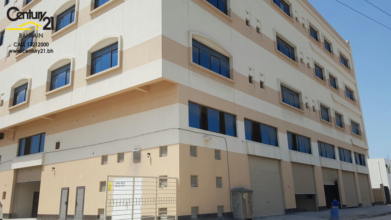 Offices/Warehouses for rent in Tubli BLD 3