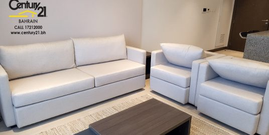 Fully furnished 1 bedroom apartment for rent in Seef