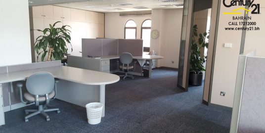 Office for rent in Diplomatic Area