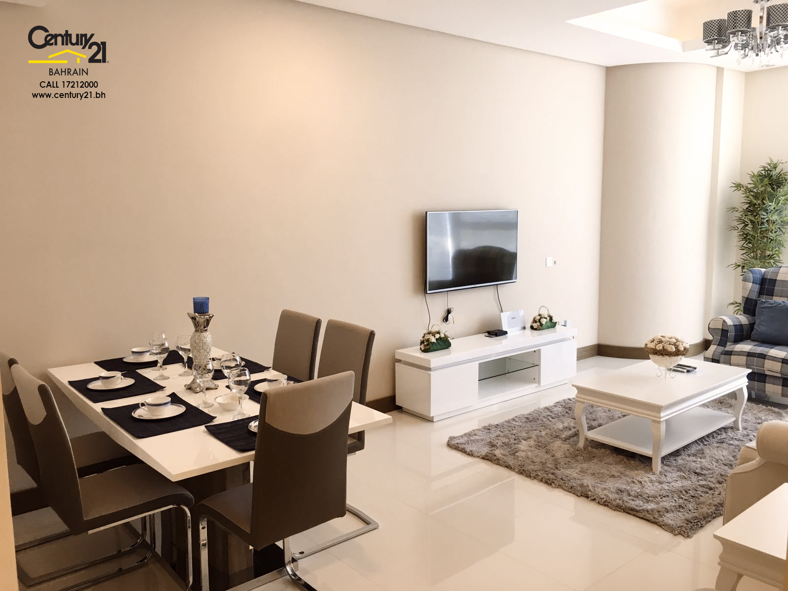 Fully furnished 1 bedroom apartment for rent sale in seef for Furnished apartments