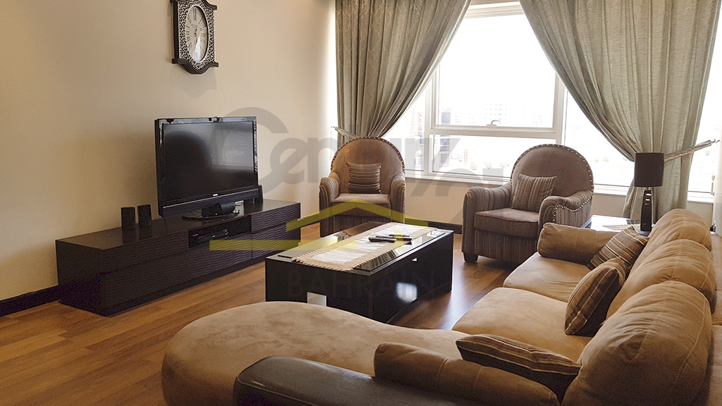 2 bedroom fully furnished apartment for rent in Seef