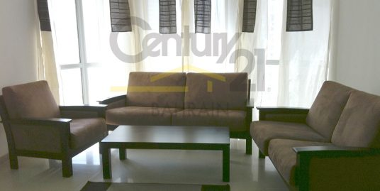 2 bedroom fully furnished apartment for rent in Amwaj Island FR726