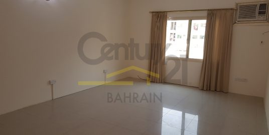 2 bedroom semi furnished apartment for rent in Um Al Hassam