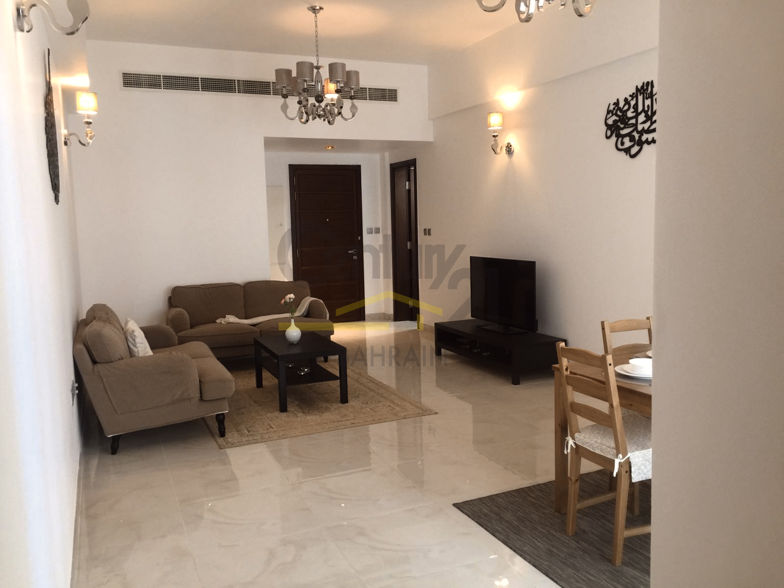 Brand New Fully Furnished 1 Bedroom Apartment In Juffair For Bd 400 Inclusive Century 21