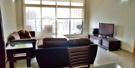 2 bedroom fully furnished apartment in Amwaj for Sale