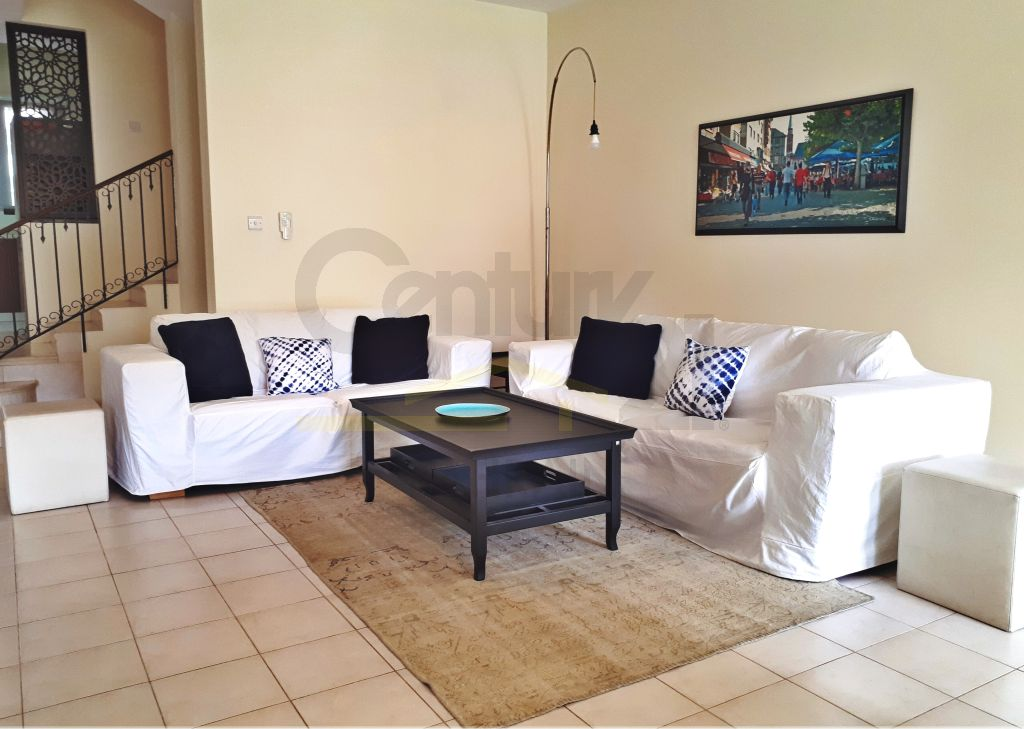 4 bedroom fully furnished villa for rent in Floating city Amwaj