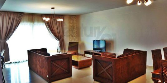 2 bedroom fully furnished apartment for rent or sale inTala Island