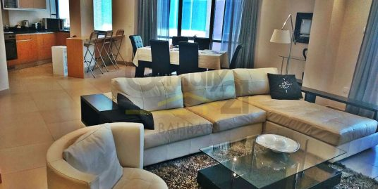 2 bedroom fully furnished apartment in seef for rent