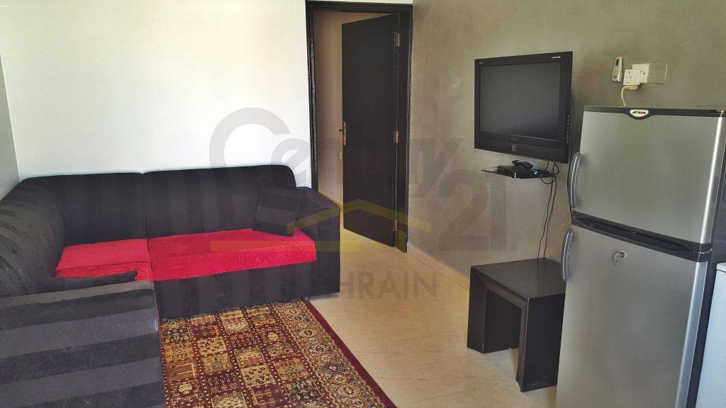 1 BEDROOM FULLY FURNISHED APARTMENT IN COMPOUND IN JANABIYAH FOR RENT