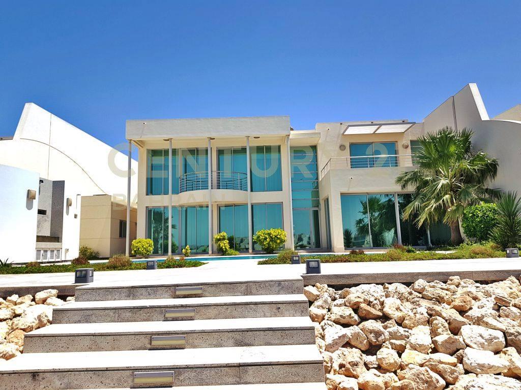 SEMI FURNISHED 4 BEDROOM VILLA IN DURRAT AL BAHRAIN(1004 MK)