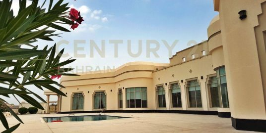 SEMI FURNISHED 4 BEDROOM STAND ALONE VILLA IN JANABIYAH FOR RESIDENTIAL OR COMMERCIAL (1026 MD)