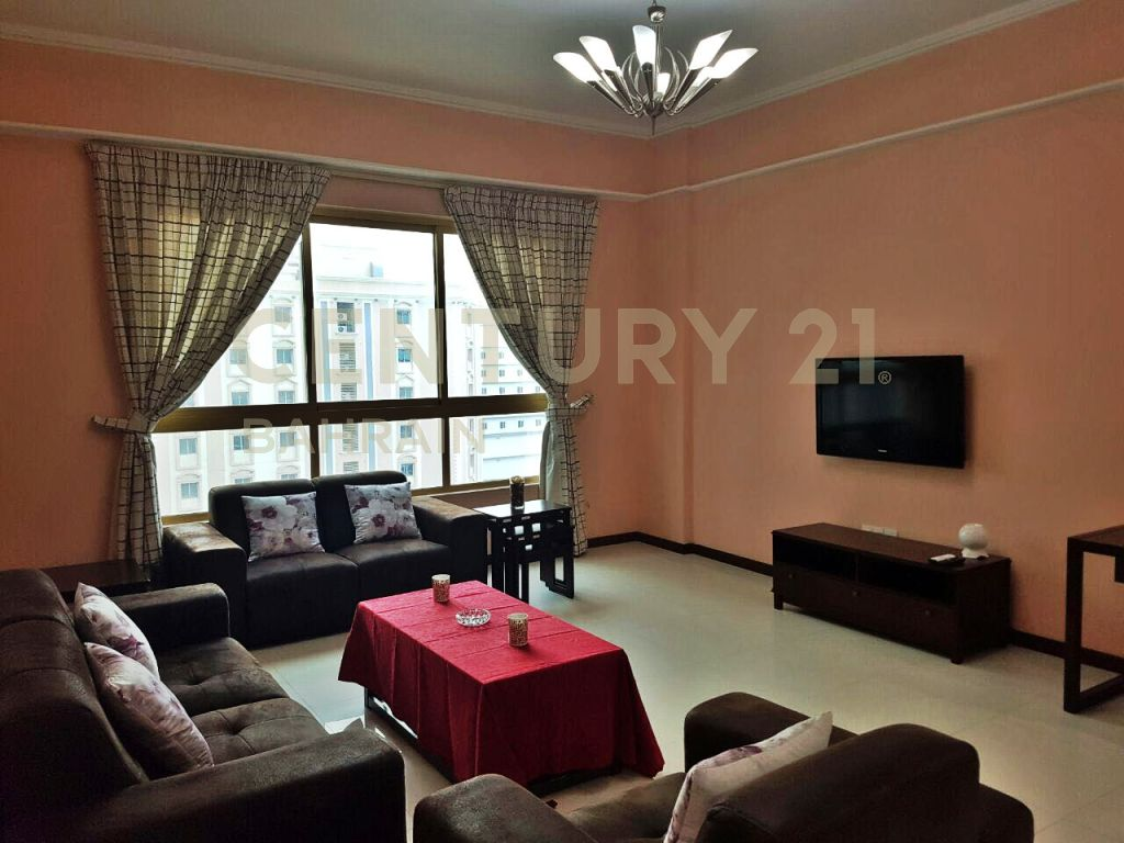 Fully Furnished 1 Bedroom Apartment In Juffair Century 21