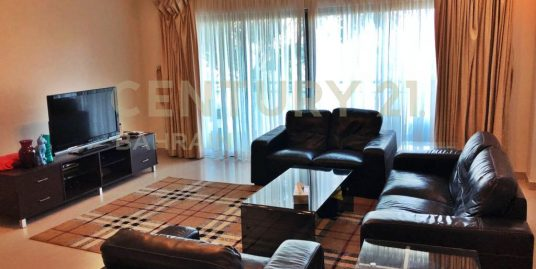 FULLY FURNISHED 2 BEDROOM APARTMENT IN AMWAJ ISLANDS (1011 KM)