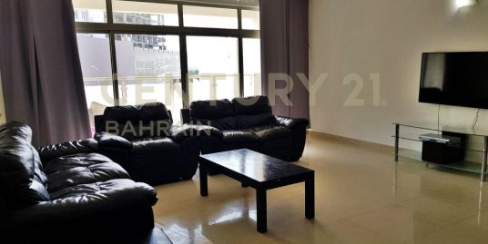 FULLY FURNISHED 4 BEDROOM APARTMENT IN AMWAJ ISLANDS (1016 AT)