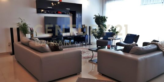 FULLY FURNISHED 2 BEDROOM APARTMENT IN AMWAJ ISLANDS (1041 KM)