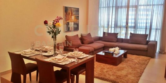 FULLY FURNISHED 2 BEDROOM APARTMENT IN JUFFAIR FOR BD 500 INCLUSIVE (1067 DM)