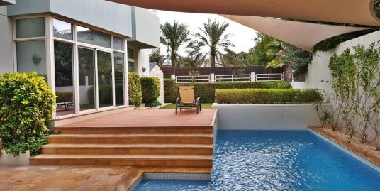 BEAUTIFUL 4 BEDROOM CORNER VILLA FOR SALE IN LAGOONS ESTATE