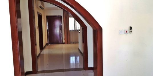 3 BEDROOM SEMI FURNISHED TOWNHOUSE IN RIFFA VIEWS