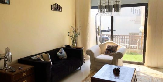 BRIGHT SEMI FURNISHED 2 BEDROOM APARTMENT 1232 MK