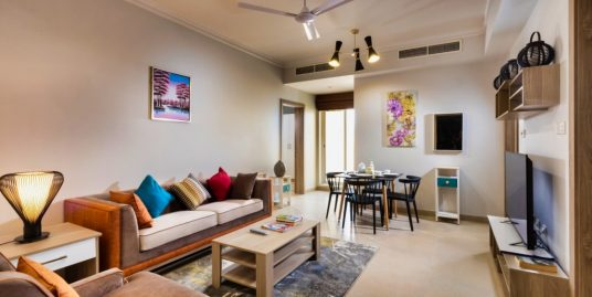 LUXURIOUS BRAND NEW FULLY FURNISHED 2 BEDROOM APARTMENT