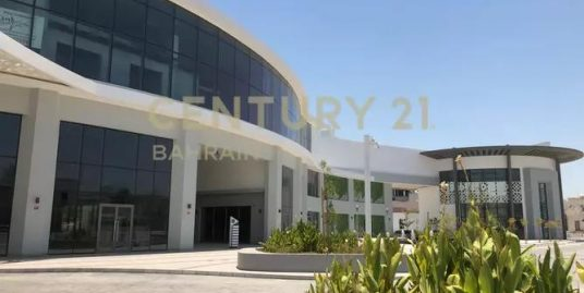 Shops & offices in brand new mall -Riffa