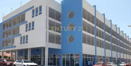 NEW COMMERCIAL BUILDING WITH 170 CAR PARKS
