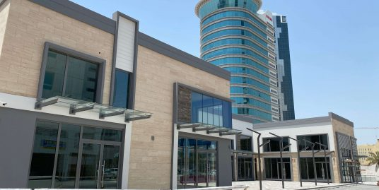 New Shops Restaurants & Offices in Seef
