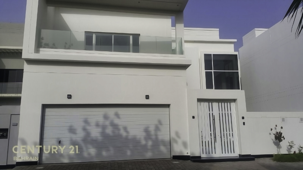 5 BEDROOM SEMI FURNISHED VILLA IN SAAR FOR BD 1800 EXCLUSIVE